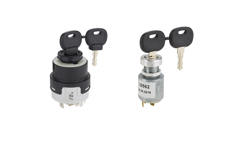 Ignition Switches | Accilator